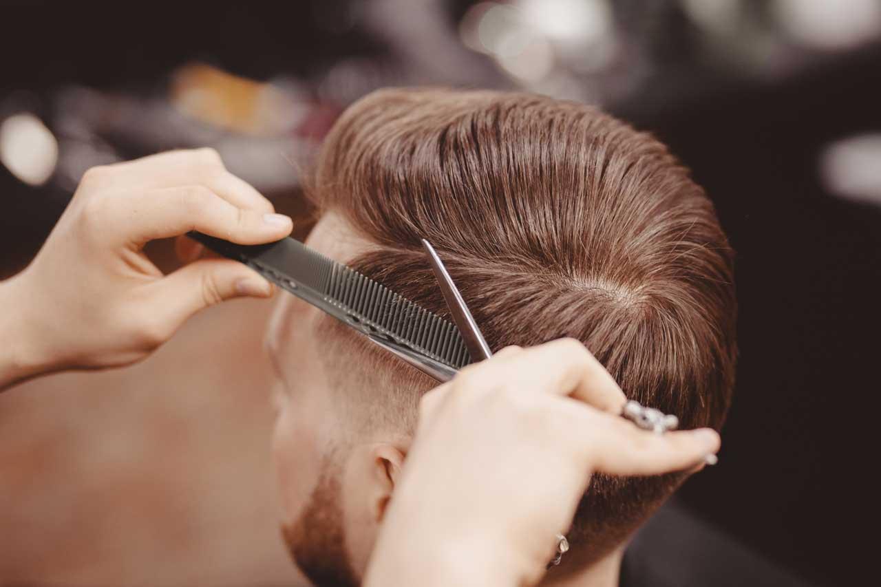 best men's haircut in buckhead